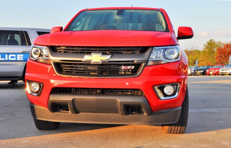 2015 Chevrolet Colorado Z71 2