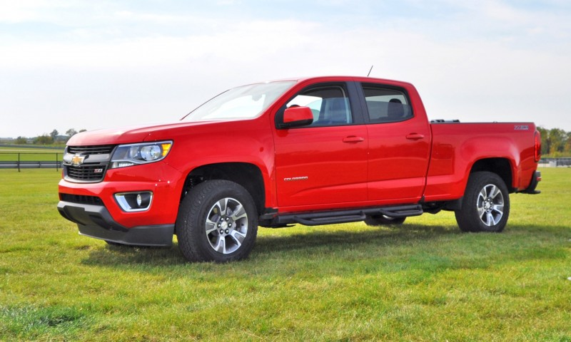 2015 Chevrolet Colorado Z71 20