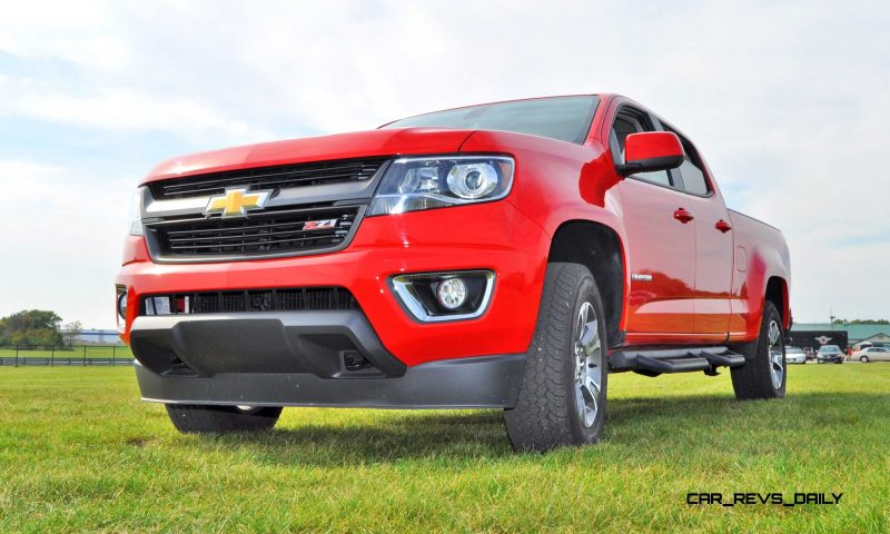 2015 Chevrolet Colorado Z71 22