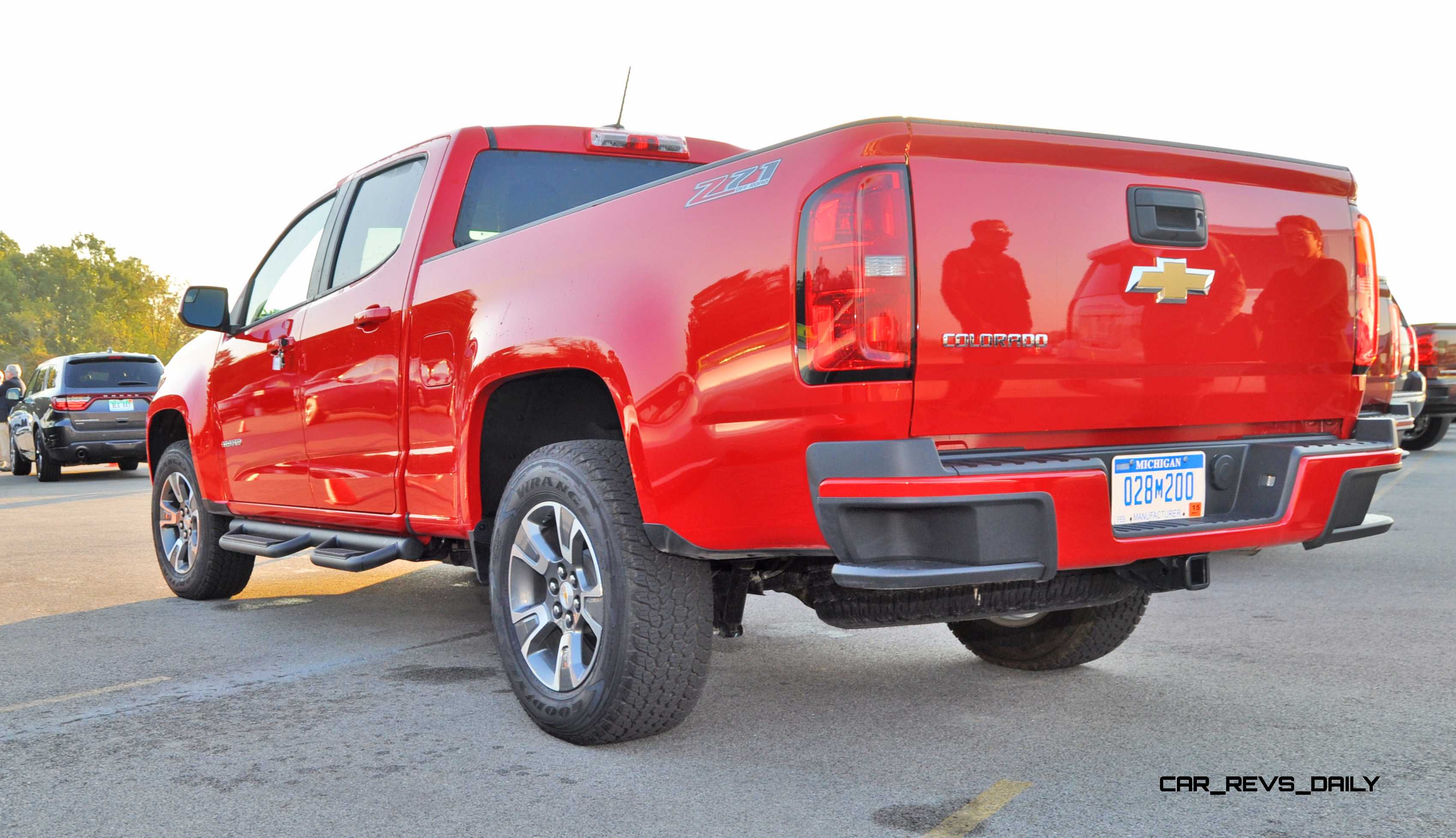 2015 chevrolet colorado z71 quick drive shows lively and very handsome mid size truck. Black Bedroom Furniture Sets. Home Design Ideas