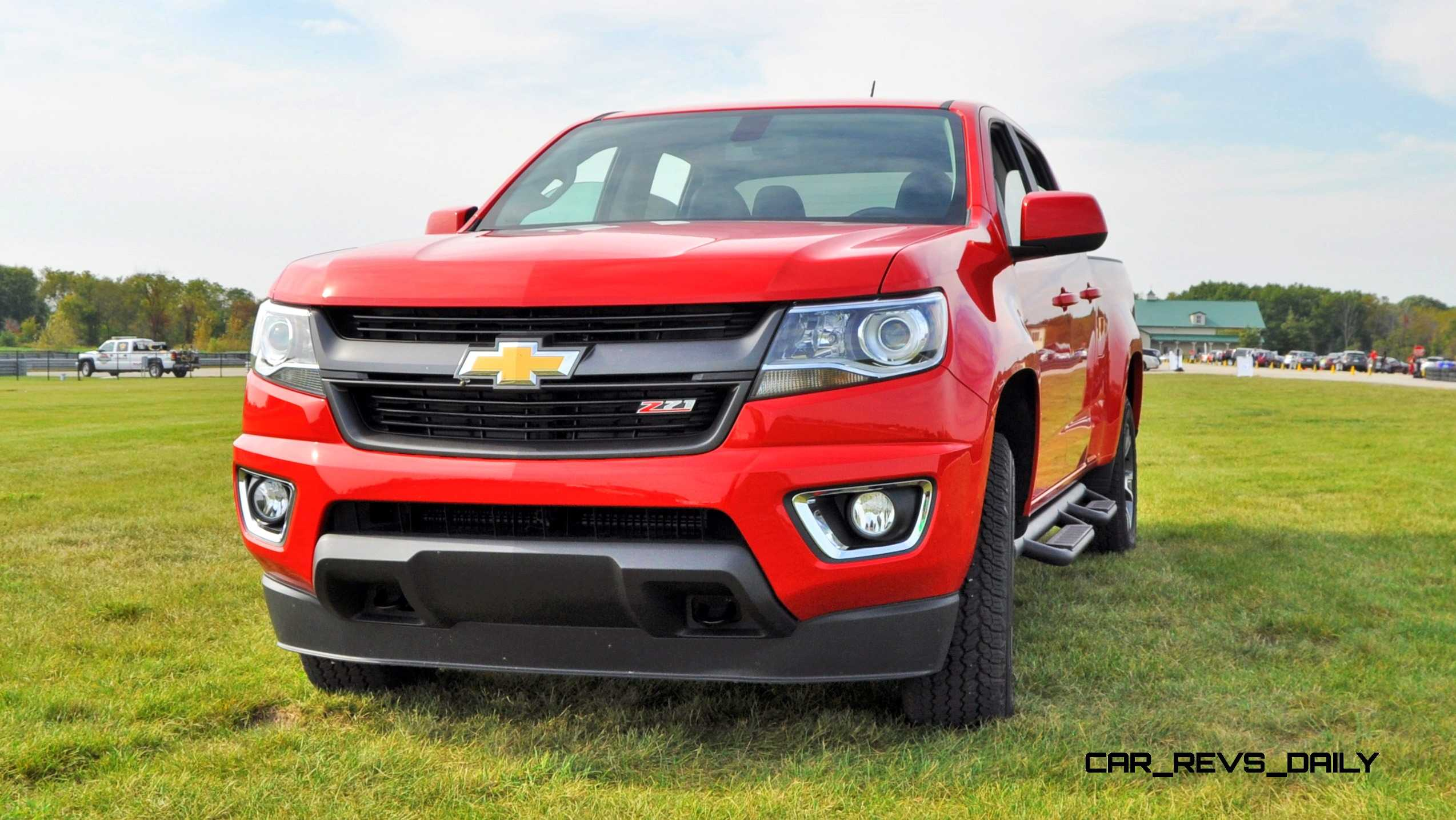 2015 Chevrolet Colorado Z71 5