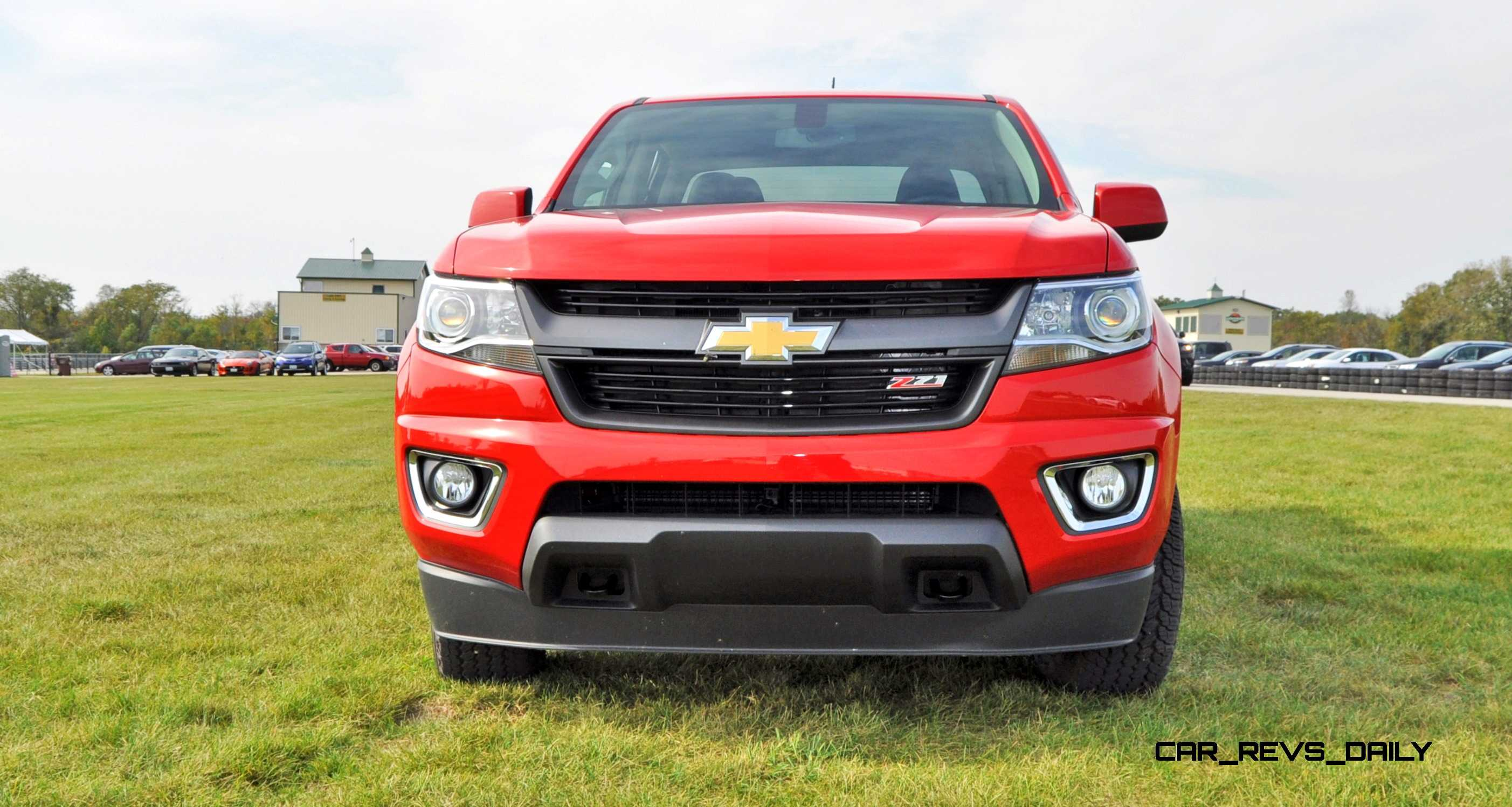 2015 Chevrolet Colorado Z71 6