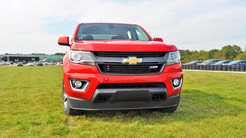 2015 Chevrolet Colorado Z71 7