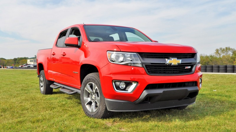 2015 Chevrolet Colorado Z71 8