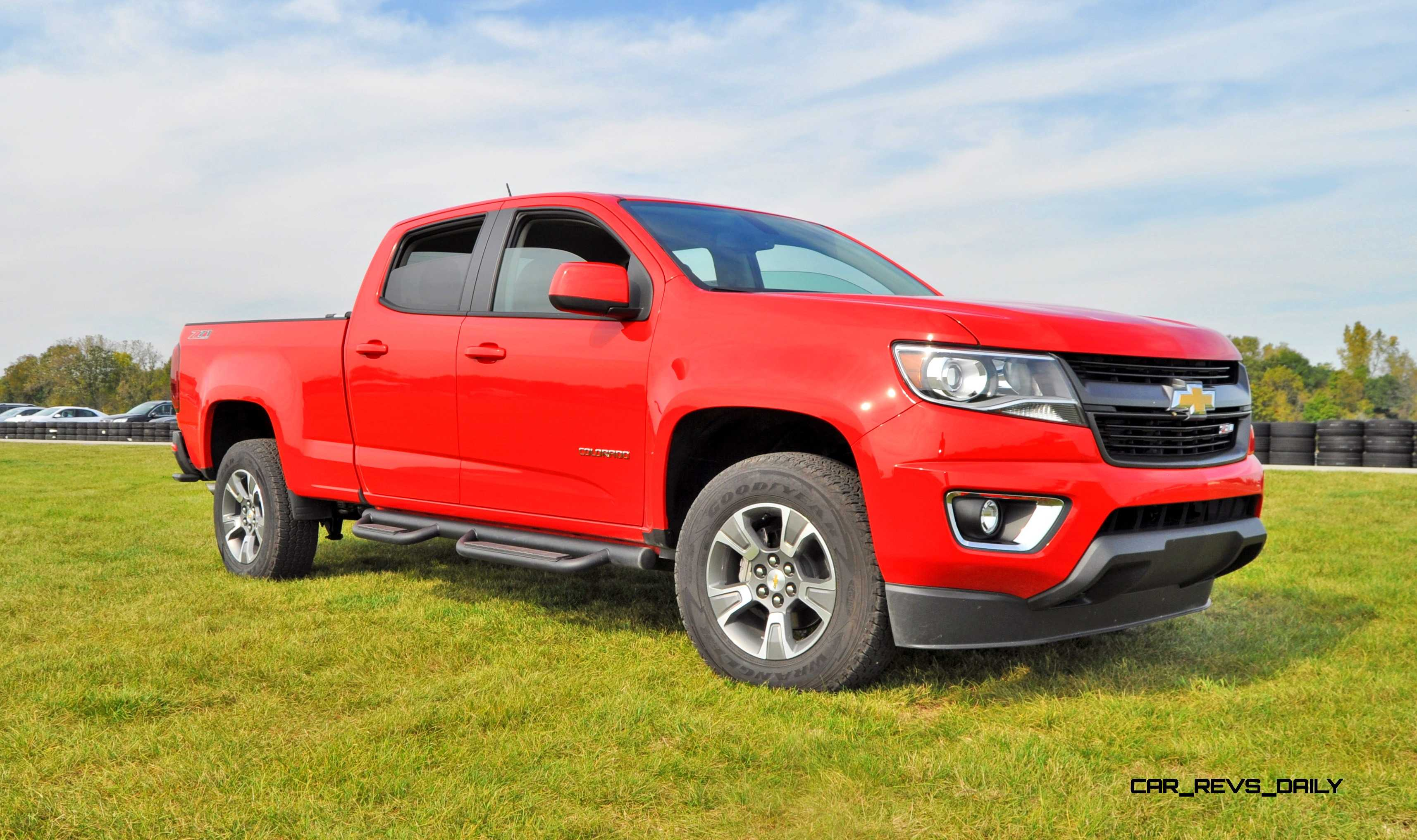 2015 Chevrolet Colorado Z71 9
