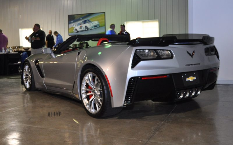 2015 Chevrolet Corvette Z06 Convertible 10