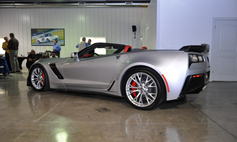 2015 Chevrolet Corvette Z06 Convertible 11