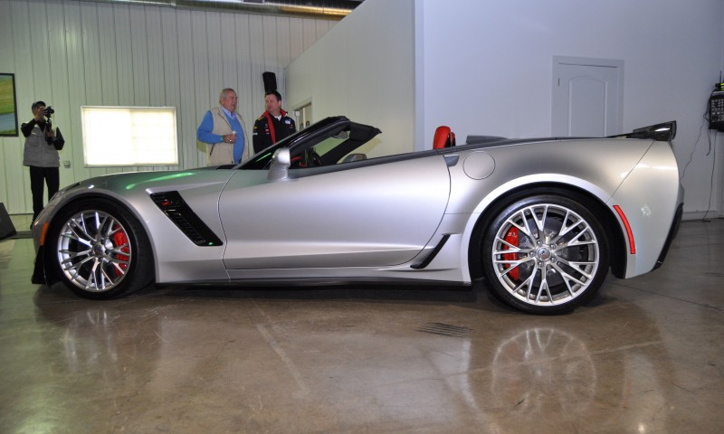 2015 Chevrolet Corvette Z06 Convertible 12