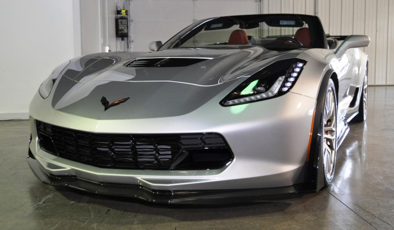 2015 Chevrolet Corvette Z06 Convertible 13