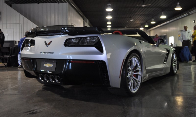 2015 Chevrolet Corvette Z06 Convertible 15