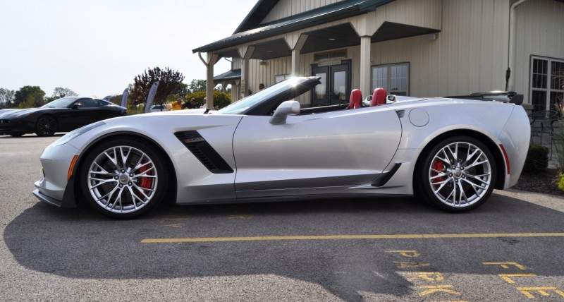 2015 Chevrolet Corvette Z06 Convertible 21
