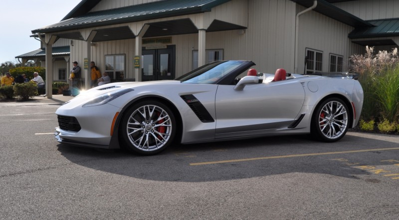 2015 Chevrolet Corvette Z06 Convertible 22