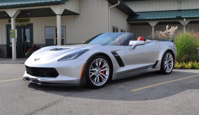 2015 Chevrolet Corvette Z06 Convertible 23