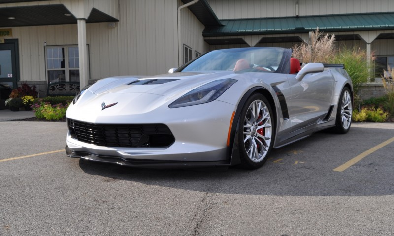 2015 Chevrolet Corvette Z06 Convertible 24