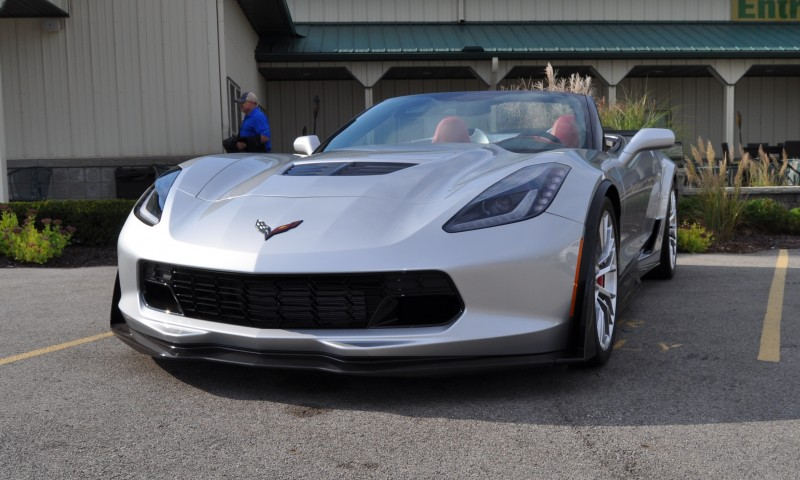 2015 Chevrolet Corvette Z06 Convertible 25