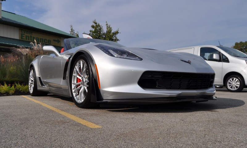 2015 Chevrolet Corvette Z06 Convertible 27
