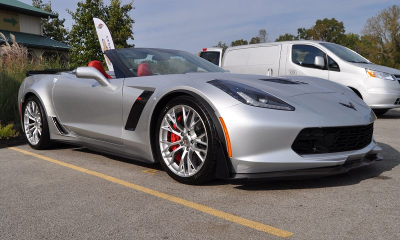 2015 Chevrolet Corvette Z06 Convertible 29