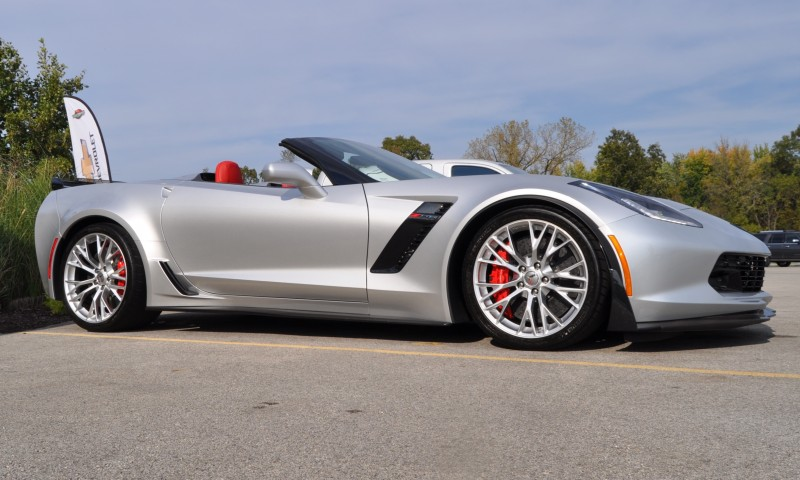 2015 Chevrolet Corvette Z06 Convertible 30