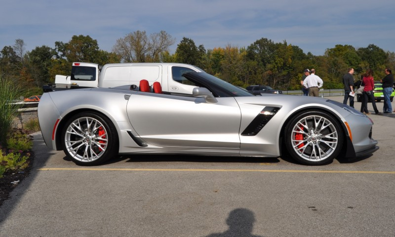 2015 Chevrolet Corvette Z06 Convertible 31
