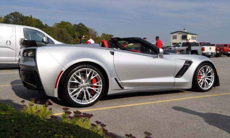 2015 Chevrolet Corvette Z06 Convertible 33