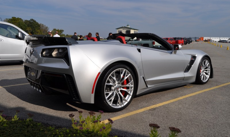 2015 Chevrolet Corvette Z06 Convertible 34