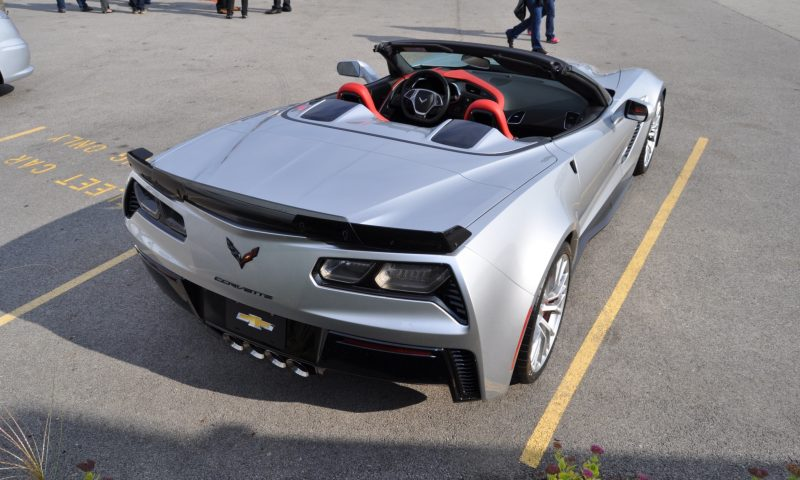 2015 Chevrolet Corvette Z06 Convertible 36