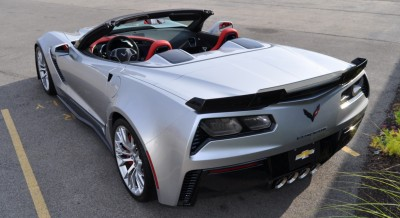 2015 Chevrolet Corvette Z06 Convertible 37