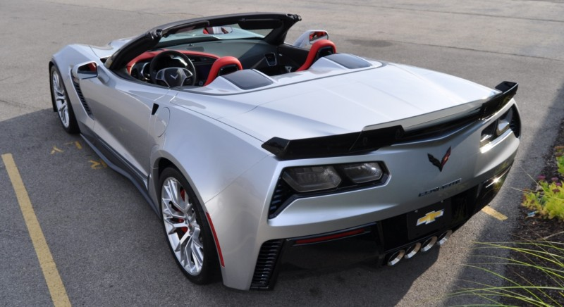 2015 Chevrolet Corvette Z06 Convertible 37
