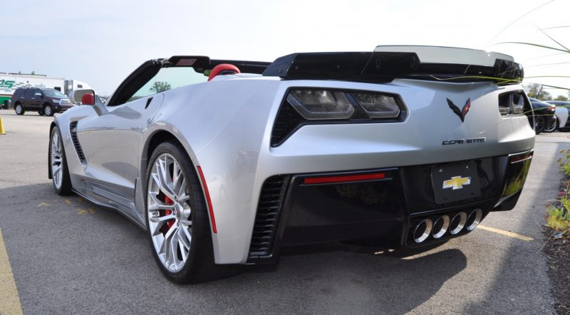 2015 Chevrolet Corvette Z06 Convertible 38