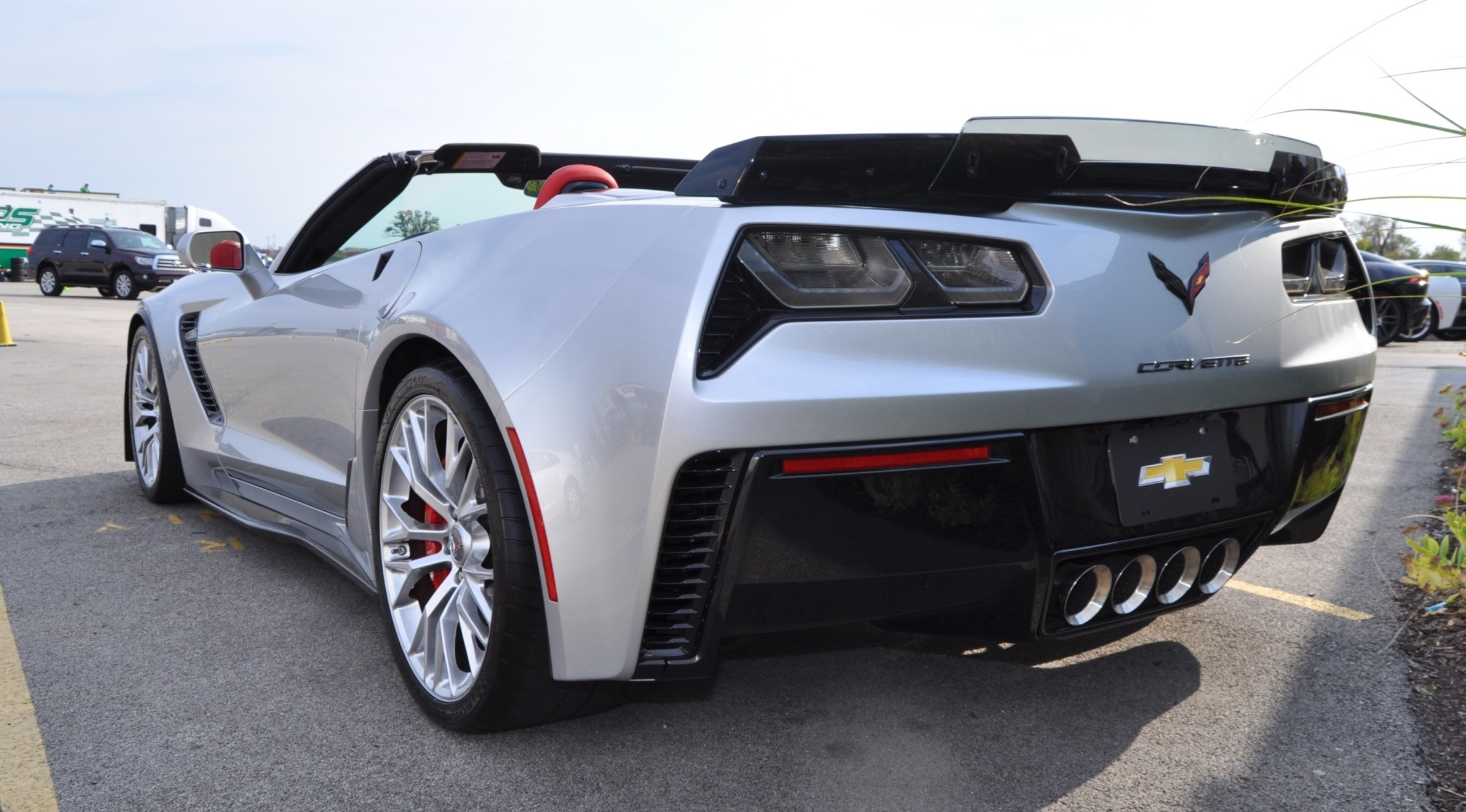 2.9s 2015 Chevrolet Corvette Z06 Automatic!? Z06 Cab in 50 ...