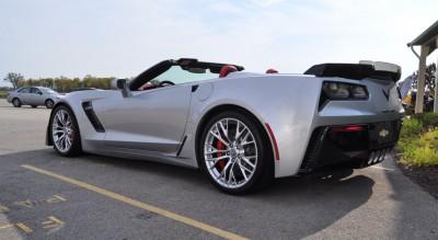 2015 Chevrolet Corvette Z06 Convertible 41