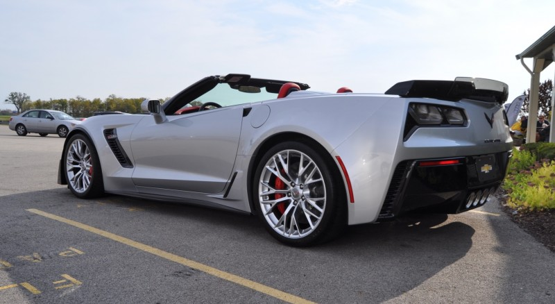 2015 Chevrolet Corvette Z06 Convertible 41