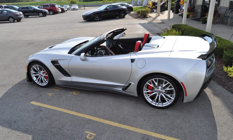 2015 Chevrolet Corvette Z06 Convertible 43