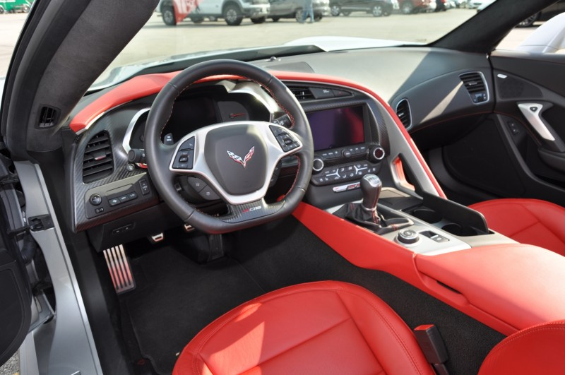 2015 Chevrolet Corvette Z06 Convertible 46