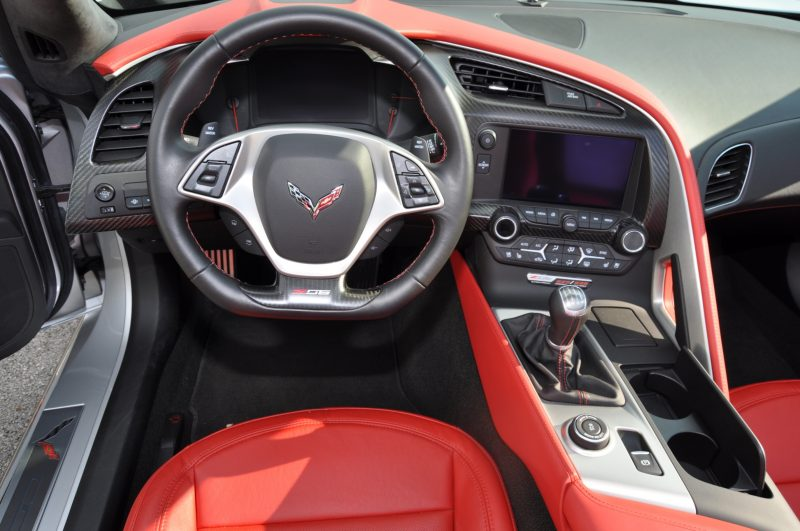 2015 Chevrolet Corvette Z06 Convertible 47