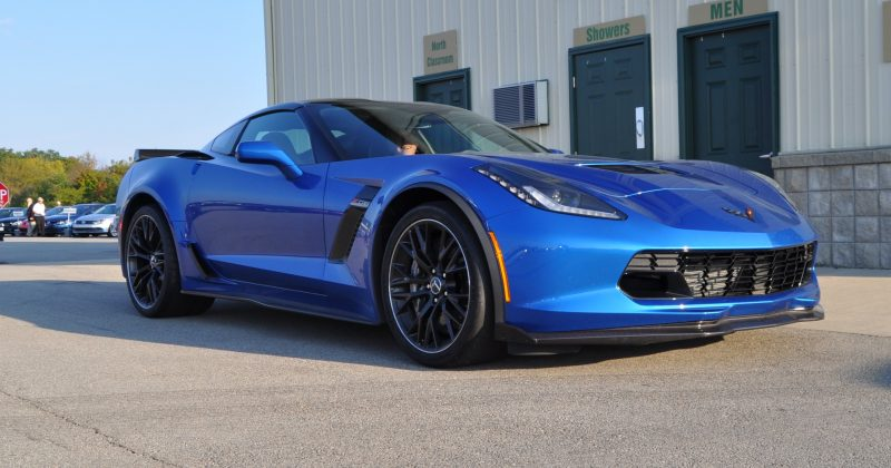 2015 Chevrolet Corvette Z06 Coupe 11