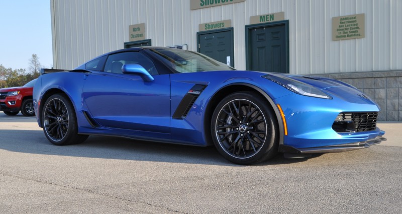 2015 Chevrolet Corvette Z06 Coupe 12