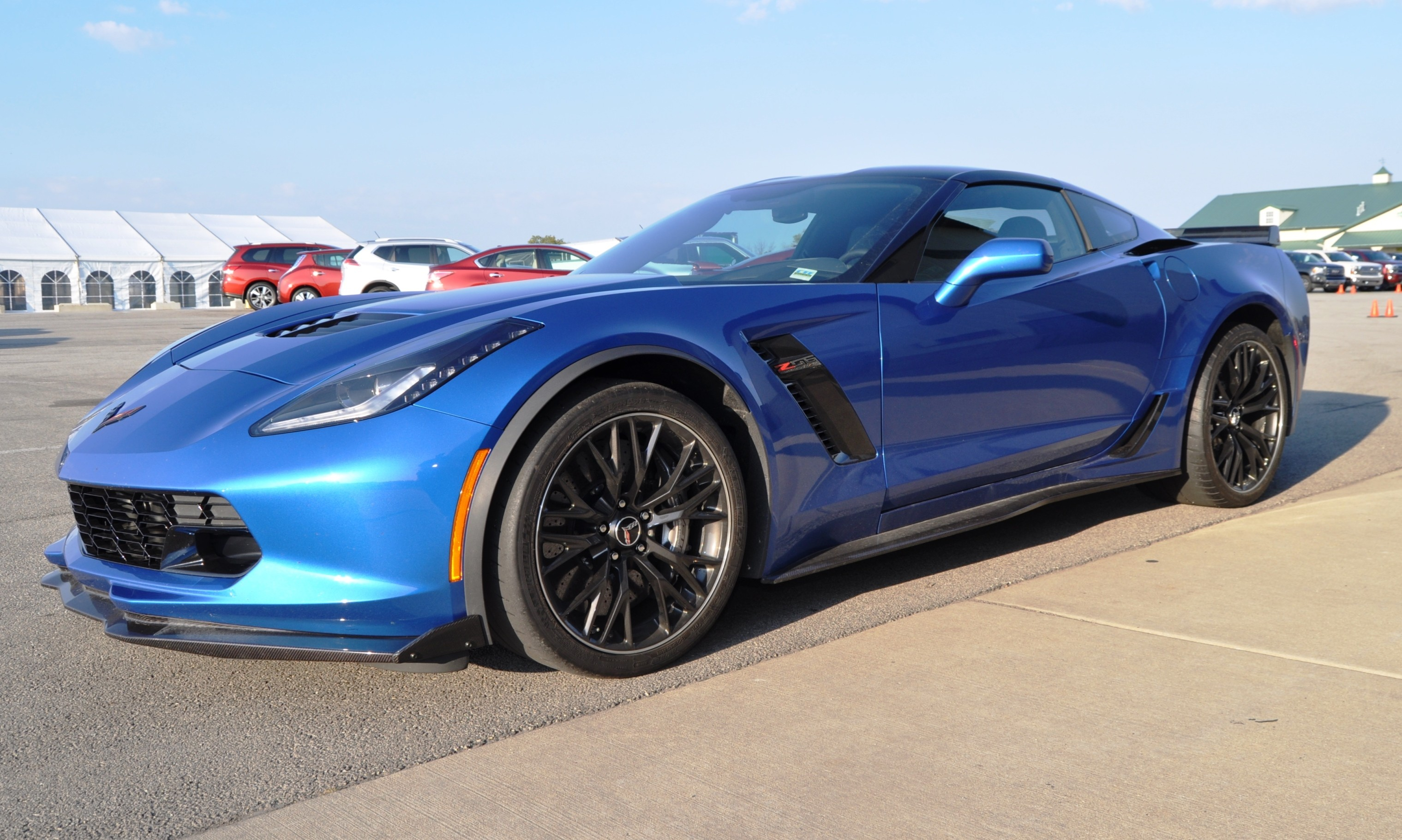 2015 Chevrolet Corvette Z06 Coupe 15