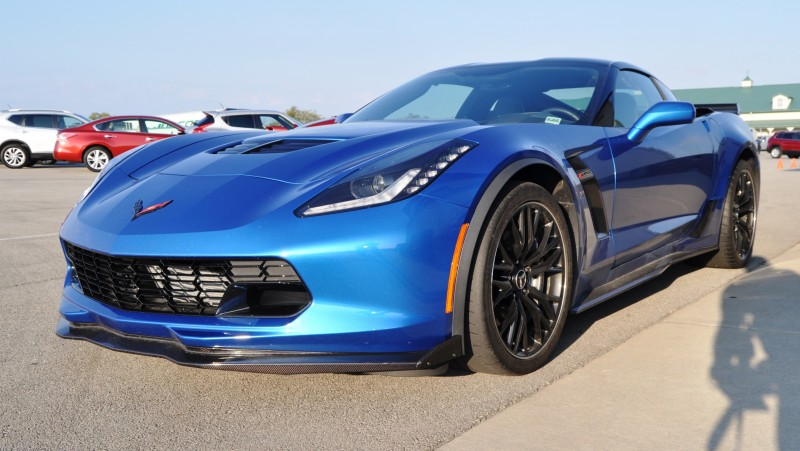 2015 Chevrolet Corvette Z06 Coupe 16