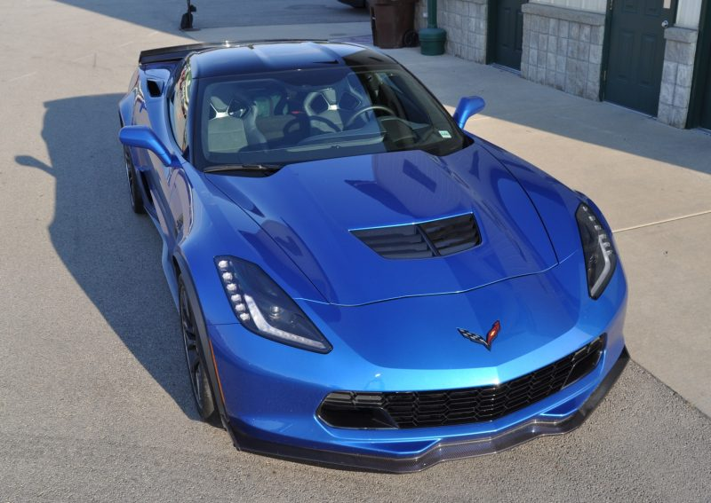 2015 Chevrolet Corvette Z06 Coupe 18