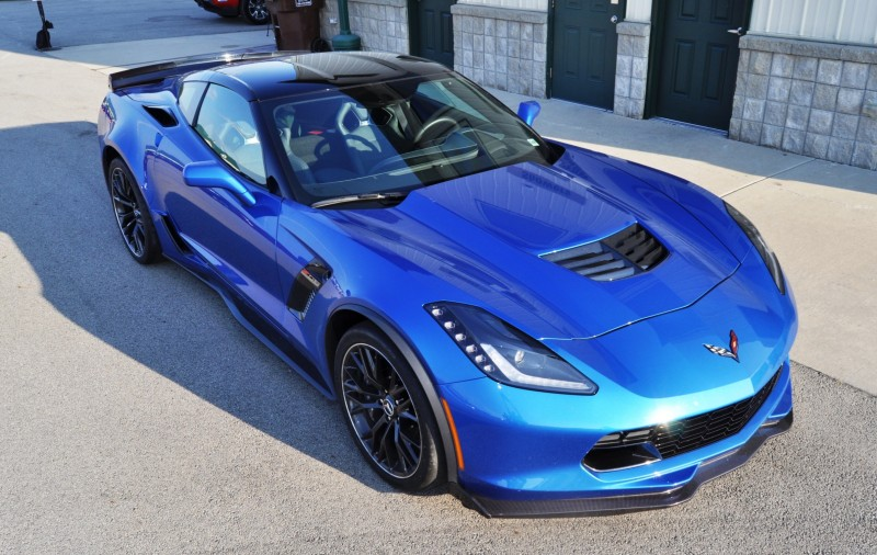 2015 Chevrolet Corvette Z06 Coupe 19