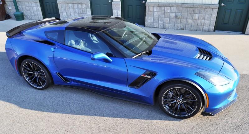 2015 Chevrolet Corvette Z06 Coupe 20