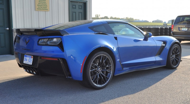 2015 Chevrolet Corvette Z06 Coupe 21