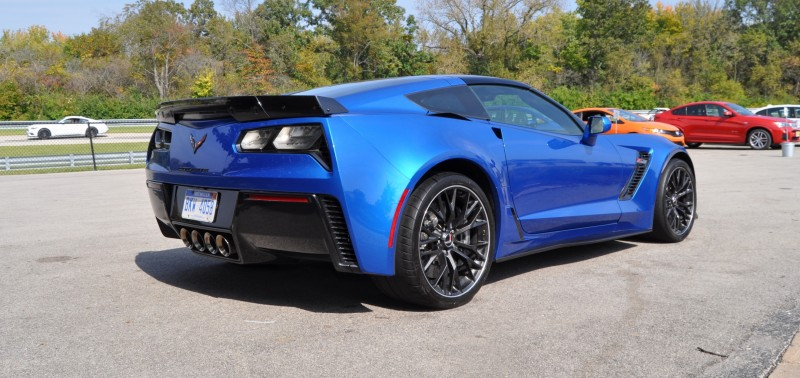 2015 Chevrolet Corvette Z06 Coupe 22