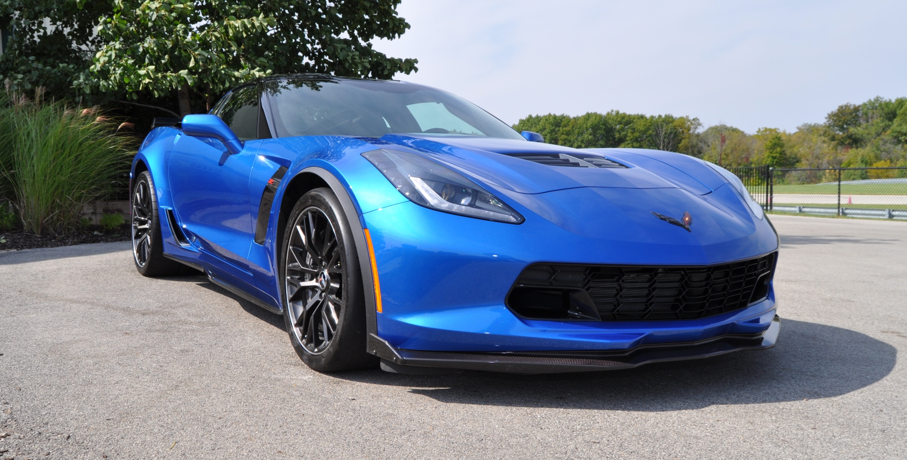 Part Two: First-Ever Production 2015 Chevrolet Corvette ...