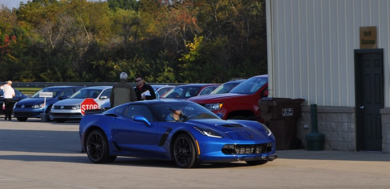2015 Chevrolet Corvette Z06 Coupe 3
