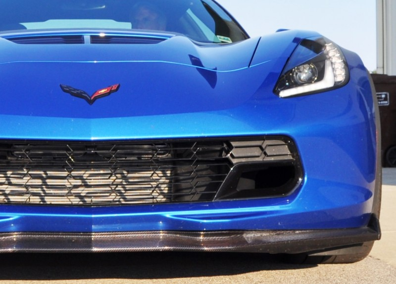 2015 Chevrolet Corvette Z06 Coupe 8