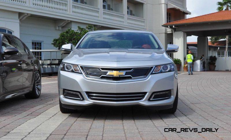 2015 Chevrolet Impala 10