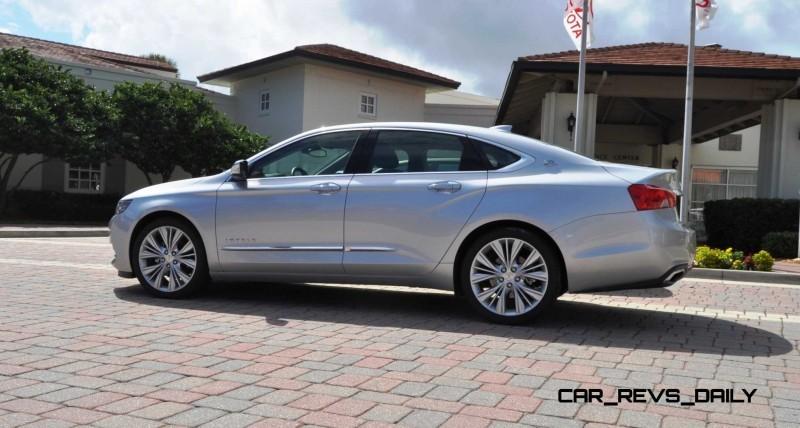 2015 Chevrolet Impala 14