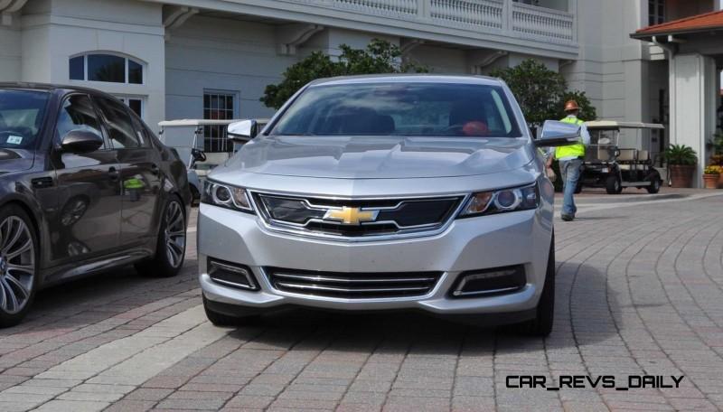 2015 Chevrolet Impala 9